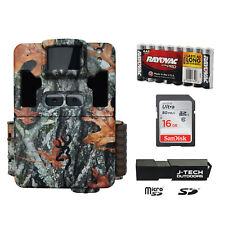 Browning DARK OPS PRO XD Dual Lens Trail Game Camera COMPLETE PLUS PACK BTC6PXD