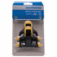 2017 Genuine Shimano SPD-SL Road Pedal Cleats Dura Ace,Ultegra: SM-SH11 FLOATING