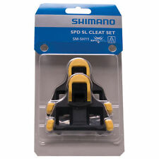 Shimano SPD-SL Road Pedal Cleats SM-SH11 6 Deg Float, Fit Dura-Ace Ultegra 105