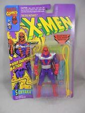 The Uncanny X-Men / X-Force 1994 Senyaka – MIMP – Toy Biz Action Figure