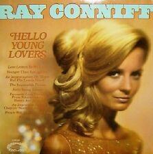 RAY CONNIFF Hello Young Lovers LP Vinyl Record Album 33rpm Hallmark 1970 EX 1st