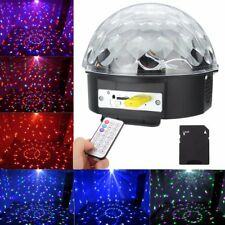 Bluetooth Disco DJ Stage Light Party KTV Ball Club Xmas LED Lighting Projector