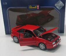 VW Corrado VR6 ( 1991-1995 ) red / Revell 1:18