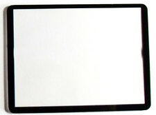 Replacement For Canon A4000 LCD Window outer Glass Screen +Tape adhesive