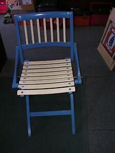 Mid Century Fratelli Reguitti / Brevetti Reguitti folding chair - Italian -
