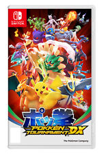 Pokken Tournament DX Nintendo Switch Pokemon Pikachu Game Ages 7 Sent Fast UK