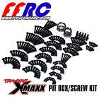 HOT! TRAXXAS X-MAXX XMAXX 214 PC PIT BOX / SCREW KIT + BEARINGS BY FULLFORCE RC