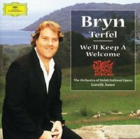 Bryn Terfel - We'll Keep A Welcome Gh (NEW CD)