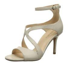 Nine West Strappy Medium Width (B, M) Solid Heels for Women