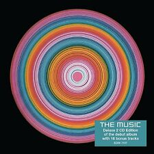 The Music - The Music (2016)  Deluxe 2CD  NEW  *Release 28th October*