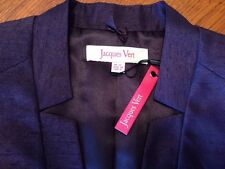 Jacques Vert Jacket Bolero Bride, Purple Amethyst, UK Size 14
