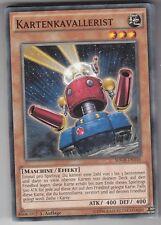 YU-GI-OH Kartenkavallerist Common SDGR-DE016