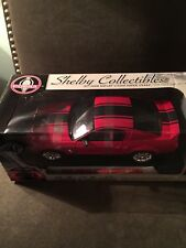 1:18th 2008 Ford Shelby GT 500 Super Snake Mustang Shelby Collectibles Diecast