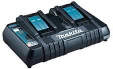 Makita Chargeur rapide pour 2 Batteries Li-ion / Ni-mh
