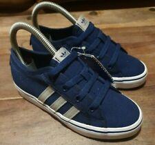Adidas Nizza Lo Blue And White Size 1 BNWB