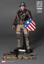 (AU) HOT TOYS 1/6 CAPTAIN AMERICA THE FIRST AVENGER MMS180 RESCUE UNIFORM VER