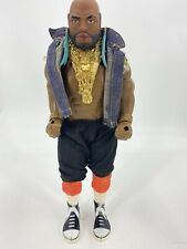 "VINTAGE 1983 GALOOB 12"" TALKING MR. T ACTION FIGURE #8502 WORKS A-TEAM BARACUS"