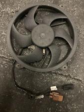 2008 Genuine Peugeot 407 2.0 HDI RHR Citroen C5 Radiator Cooling Fan LOW MILES