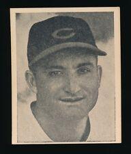 1940 W711-2 Harry Hartman Reds -BILLY MYERS (Cincinnati Reds)