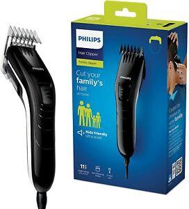 PHILIPS QC 5115/15 Series 3000 Profi Haarschneidemaschine Haarschneider Trimmer