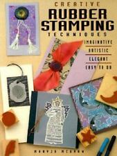 Creative Rubber Stamping Techniques by MaryJo McGraw (1998, Paperback)