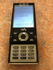 Sony Ericsson W995 -locked to orange