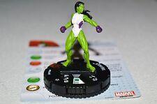Marvel Heroclix She-Hulk Limited Edition M16-005