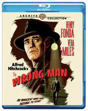 The Wrong Man [New Blu-ray]