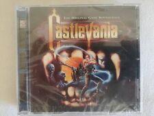 CD CASTLEVANIA ORIGINAL SOUNDTRACK OST NINTENDO 64 KONAMI NEW SEALED