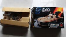 star wars POTF Landspeeder w open box  1995 ANH  E IV A new hope         214