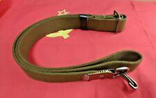 Original Sling Strap Belt AK SKS Saiga Canvas Russische unbenutzt UdSSR 1977