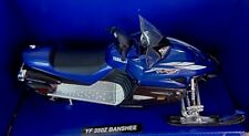 Yamaha Yf 350Z Banshee Snowmobile 1:12 New Ray