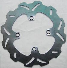 Front Brake Disc Rotor For Kawasaki KX 500 83-84 KLX 650 R 1993 SUZUKI DR 250 SB