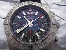 Breitling Chronomat GMT AB0410 Chronograph Automatik Manufaktur Limitiert 47 mm