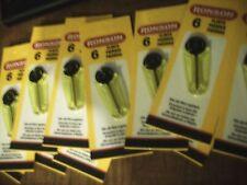 10 Packs Flints by Ronson For Lighters Total 60 Flints