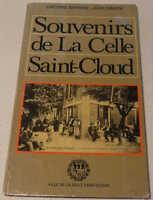 Souvenirs de la Celle Saint-Cloud, Gaetane Barben - Jean Simon 1984