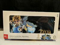 New Nintendo Switch Zelda Edition Premium Travel Case for Console and Games