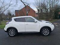 2016 Nissan Juke 1.5 dci TEKNA £20 tax alloys 360 cameras