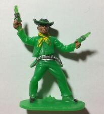 Petit Soldat Plastique W. GERMANY Jean Hoeffler COW BOY Western Far west
