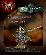 Avatars of War: Dark Elves Prince - AOW06 -Warhammer Character