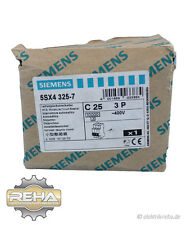Siemens línea disyuntor c25 5sx4 325-7