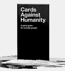 UK Cards Against Humanity UK Edition New Sealed 600 cards FREE DELIVERY