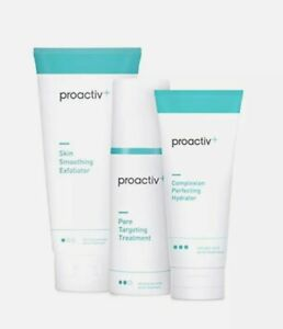 Brand New in Box Proactiv Solution 3 Step Acne Treatment System 90 Day Acne Kit