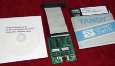 Orch-90 stereo music synthesiser for Tandy TRS-80 Model III 4 4P 4D