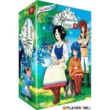 La légende de Blanche neige partie 3 COFFRET 4 DVD NEUF SOUS BLISTER