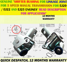 FOR SUBARU IMPREZA WRX LEGACY FORESTER OUTBACK SHIFTER BUSHING LINKAGE JOINT