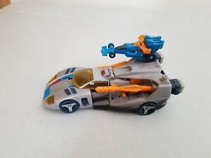 Transformers Armada Blurr with mini con Incinerator complete
