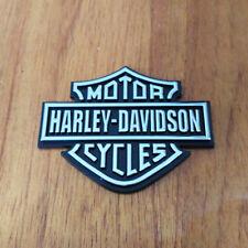 3D Shield Emblem / Medallion / Decal For Harley Davidson Tank / Body / Trunk