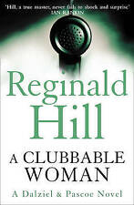 A Clubbable Woman by Reginald Hill - Medium Paperback - 20% Bulk Book Discount