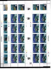 / 20X PENRHYN - MNH - WWF - NATURE - TURTLES - 2014